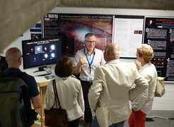 First-hand accounts of current research: MPIA's Open Day 2012