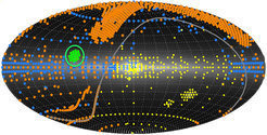 "A stellar survey of the Milky Way with northern and southern hemisphere components. MPIA researchers hope to combine the SDSS-IV information with data from the <a href=""#__target_object_not_reachable"">Gaia mission</a>, in order to study how our Milky Way was built up over time."