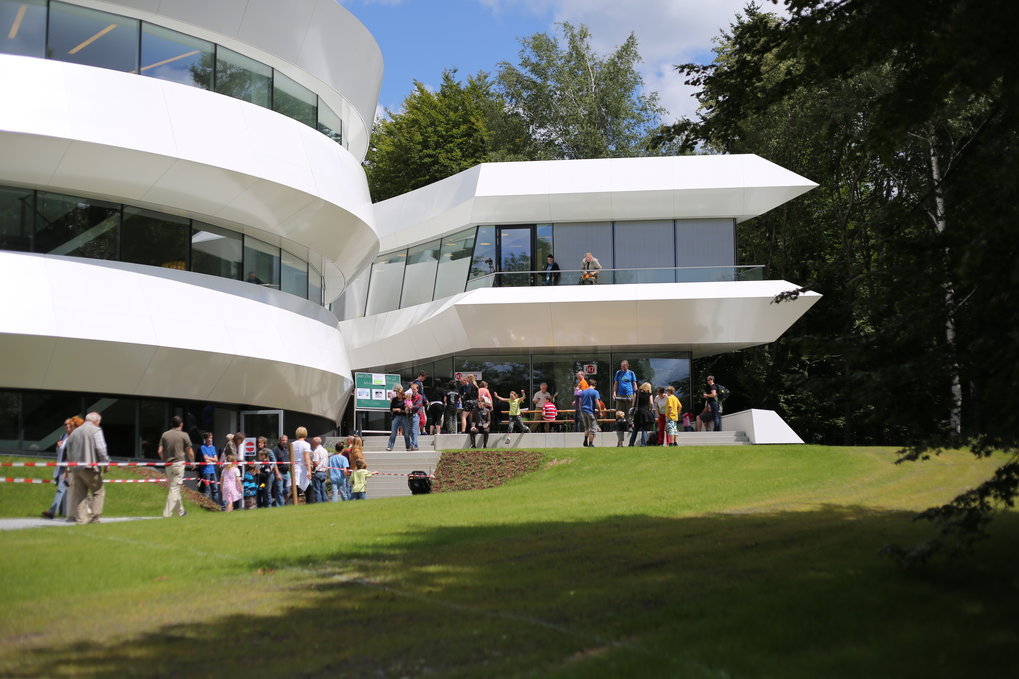 Haus der Astronomie will again be the site of special programs and workshops for children (basic knowledge of German required).