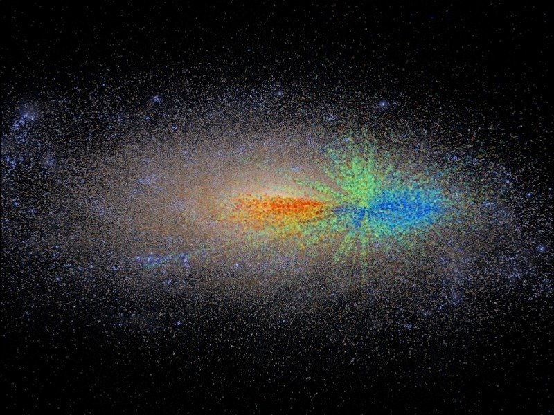 2016-01-Milky-Way-Age-Map | Max Planck Institute for Astronomy