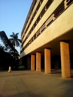 The TIFR (Tata Institute of Fundamental Research), Mumbai, India