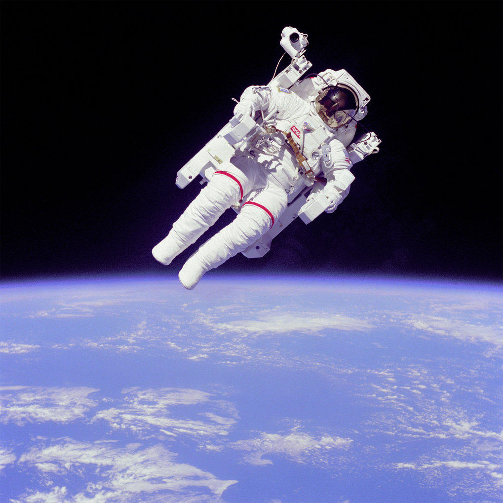 Extravehicular activity.