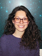 Eleonora is interested in mapping the structure and the star formation properties of the young Milky Way, using both massive OB-type stars and lower-mass pre-main sequence stars. She mainly works with data from the Gaia satellite, and she is currently involved in the OB-star target selection of the SDSS-V survey.