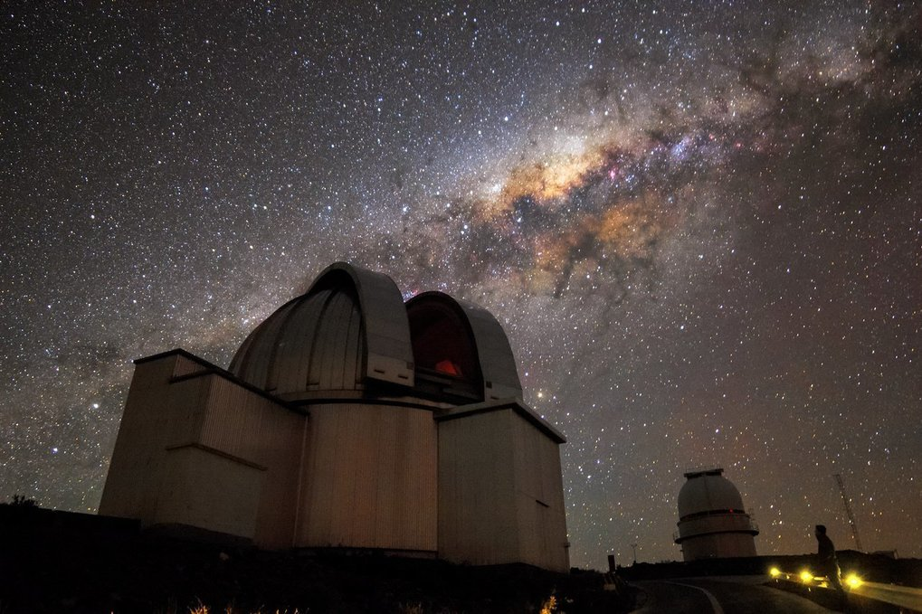 The 2.2m-telescope on La Silla is a twin of the 2.2m-telescope on Calar Alto. A new agreement between MPIA and ESO is in place, and regulates access to the telescope during the October 1, 2019 - September 30, 2022, period. The GROND group can trigger up to 15% of the time with over-write status during this time.