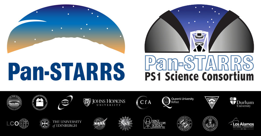 The partner institutions of the Pan-STARRS1 Science Consortium (PS1SC) are University of Hawaiʻi-Institute for Astronomy (IfA), Max-Planck-Institiut für Astronomie (MPIA), Max-Planck-Institut für Extraterrestriche Physik (MPE), Johns Hopkins University (JHU)-Department of Physics and Astronomy, Harvard-Smithsonian Center for Astrophysics (CfA), Queen's University Belfast (QUB)-Astrophysics Research Center, National Central University (NCU)-Graduate Institute of Astronomy, Durham University-Extragalactic and Cosmology Group and Institute for Computational Cosmology, Las Cumbres Observatory Global Telescope Network (LCOGT), University of Edinburgh-Institute for Astronomy, National Aeronautics and Space Administration (NASA)-Near Earth Object Program, National Science Foundation (NSF)-Grant No. AST-1238877, Space Telescope Science Institute (STScI), University of Maryland, Eotvos Lorand University, and Los Alamos National Laboratory (LANL).